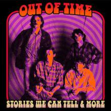 """copertina CD OUT OF TIME  """"Stories We Can Tell & More"""""""
