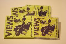 "copertina CD VIEWS ""Mother Tapes Anthology 1995 - 1990"""